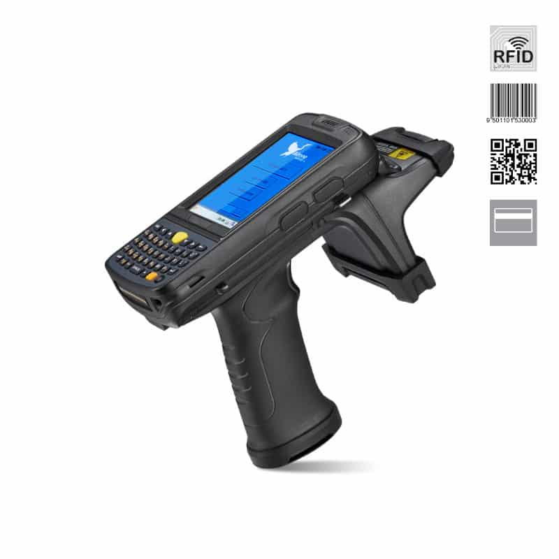EcoPal RFID distibuzione attrezzature