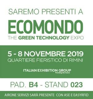 Ecomondo 2019 Airone Servizi